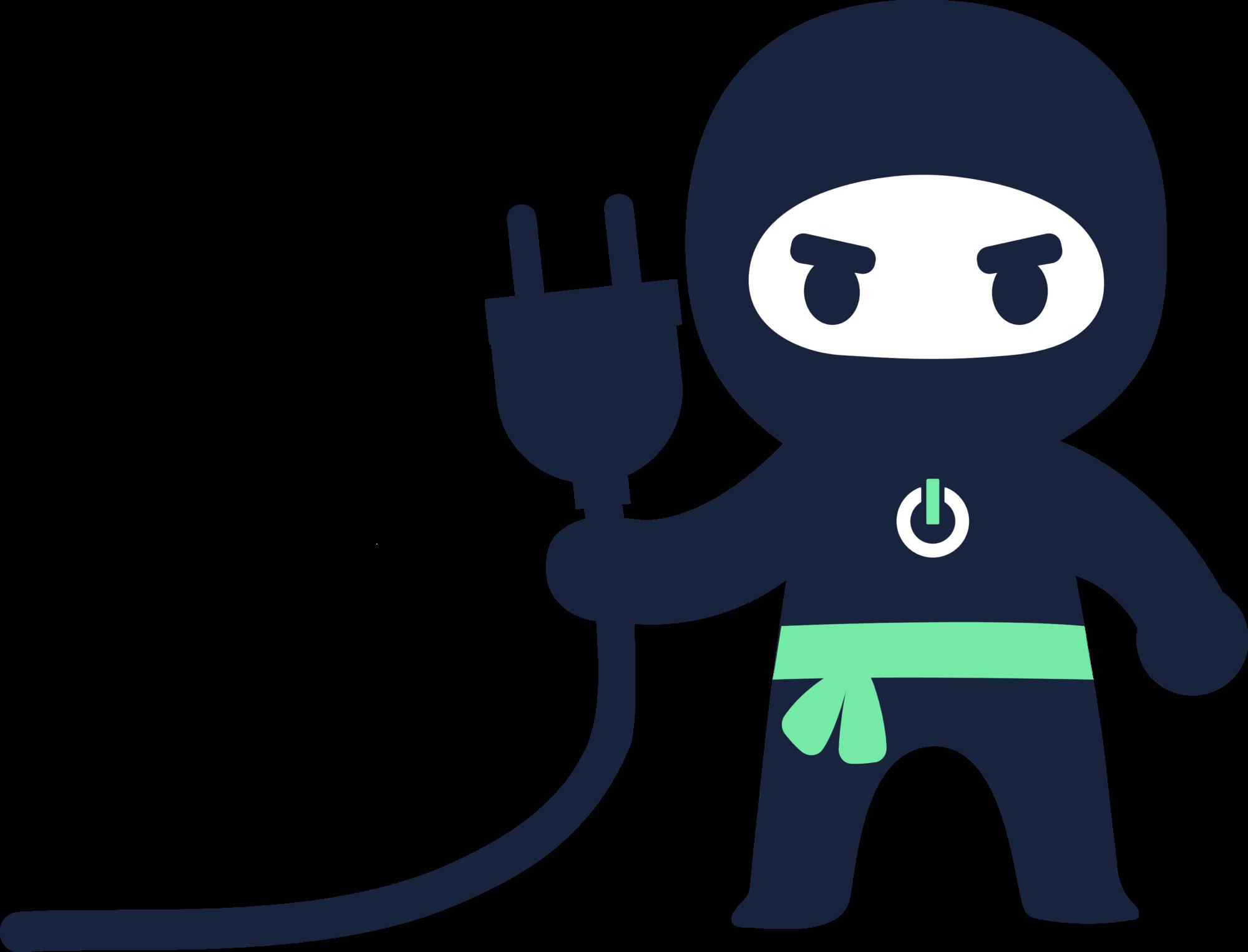 ninja-kontakt